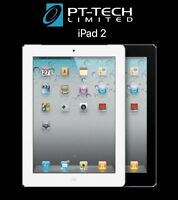 Apple iPad 2 - 16/32/64GB - Wifi or 3G - Black or White - Grade A/B/C