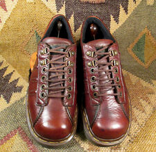 Mens Sz 6 DR MARTENS Air Wair Brown Lace Up Oxfords 9764 Womens Sz 8- 8.5UK MADE