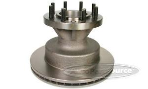 Disc Brake Rotor-Performance Plus Brake Rotor Front Tru Star 492390