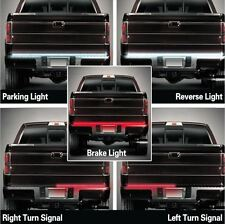 For Toyota Tacoma 2000-16 60'' LED Tailgate Bar Truck Brake Backup Signal Light