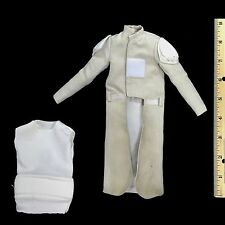 1/6 Hot Toys Star Wars Snowtrooper Hoth Jacket + Kamas Skirt + undershirt