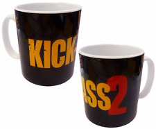 KICK ASS 2 LOGO - MUG (11OZ) (BRAND NEW IN BOX)