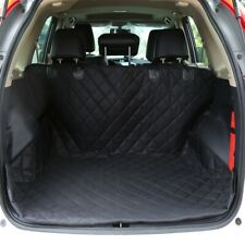 Waterproof Car Suv Rear Cargo Cover Liner Seat Floor Mat Quilted For Dog Pet Cat