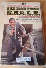 """Vintage Book - """"The Man From U.N.C.L.E. """" - 1st Printing"""