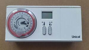 Unical 7701015 Raumtronic analog, 100% Funktion
