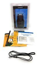 Garmin Etrex Carrying Case + Lanyard + Software