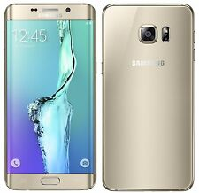 "Samsung Galaxy S6 Edge+ Plus SM-G928G Gold (FACTORY UNLOCKED) 5.7"" QHD, 32MB"
