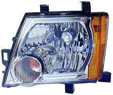 New left driver headlight light for 2009 2010 2011 2012 2013 2014 2015 Xterra