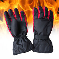 Waterproof Electric Battery Powered Heated Hunting Warmer Gloves Winter Warm New