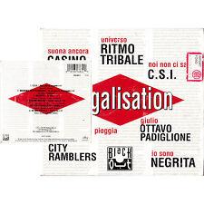 "CD ""LEGALISATION"" RARO -CASINO ROYALE RITMO TRIBALE C.S.I. NEGRITA MODENA CITY"