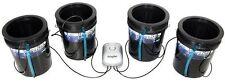 Root Spa 5 Gallon 4 Bucket System - hydroponics dwc deep water culture grow