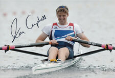 Alan Campbell Hand Signed 12x8 Photo London Olympics 2012 Bronze Medalists.