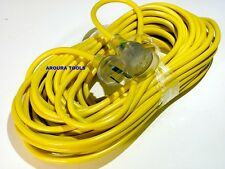 POWER EXTENSION CORD 25m long HEAVY DUTY 240v 10A - NEW