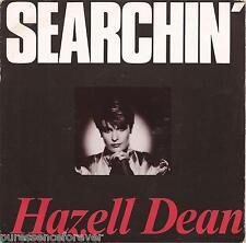 """HAZELL DEAN - Searchin' (UK 2 Trk 1983 7"""" Single PS)"""