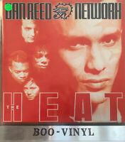 DAN REED NETWORK - The Heat - Vinyl LP - 1991 Mercury – 848 855-1 A1-B1 Ex+ Con