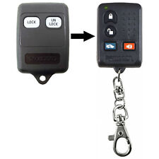 Fits 1993-1997 Volvo Replacement Remote Key Keyless Entry FOB Transmitter