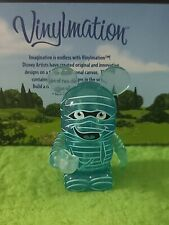 """Disney Vinylmation 3"""" Park Set 2 Haunted Mansion Ghost Mummy with Cup"""