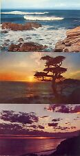 051-A Group of 57 chrome postcards of general scenic views in North America