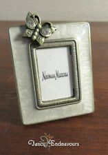 Jay Strongwater Miniature Butterfly Enamel & Rhinestone Frame with Paper Clip