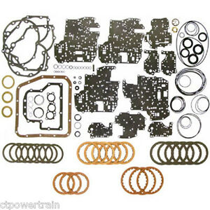 Super Master Rebuild Kit A541E 1994-Up 3.0L Fits Toyota Lexus Auto Transmission