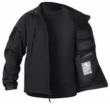 Rothco Concealed Carry Soft Shell Black Jacket 12438 Size 3XL