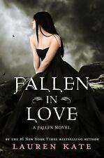 Fallen: Fallen in Love by Lauren Kate (2012, Hardcover)