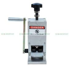1.5-25mm Copper Cable Wire Stripper Stripping Cutter Cutting Machine Hand Tool