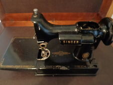 SINGER SEWING MACHINE 221 FEATHERWEIGHT HULL
