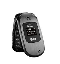 LG Revere 2 VN150S - Gray (Verizon or Page Plus) Cellular Phone