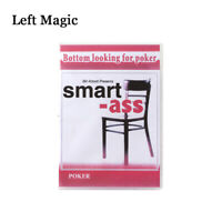Smart Ass By Liu Qian Magic Tricks Close Up Street Stage Card Magic Props NEW