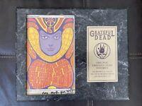 Grateful Dead Original Hand Bill 1966 Signed By The Artist Wes Wilson