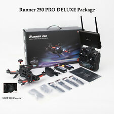 Walkera Runner 250 PRO  New GPS Racing Drone DELUXE Package / 5.8Ghz Monitor/US