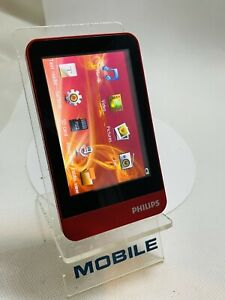 Philips GoGear SA60 Red player - 4GB