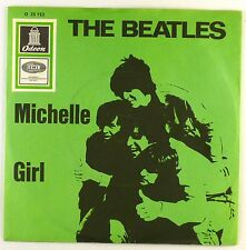 "7"" single-The Beatles-Michelle/GIRL - #s1161 - Slavati & cleaned"