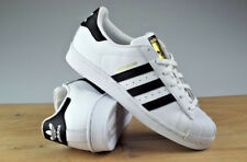 Schuhe adidas Originals Superstar C77124 weiß/schwarz Sneakers EU 44 2/3 US 10.5