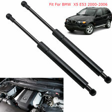 For BMW X5 E53 2000-2006 Gas Lift Supports Hoods Struts Shock Front Bonnet Boot