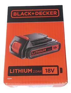 Black & Decker Akku BL2018-XJ, 18 V, 2 Ah, NEU OVP