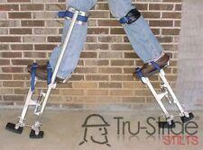 """24""""-40"""" TRU-Stride Drywall Stilts & Plastering Stilts"""