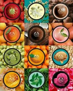 BRAND NEW THE BODY SHOP BODY BUTTERS...*CHOOSE YOUR SIZE AND SHADE*