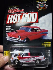 Racing Champions Hot Rod Magazine '97 Ford F-150 Issue #93 1:63 scale