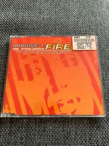 Fire Pt.2 (Enhanced) by Mousse T (Jul-2002, Universal)