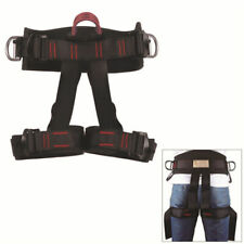 Safety Rock Tree Rock Climbing Harness Rappelling Harness Seat Sitting Belt
