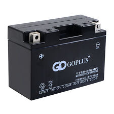 Goplus 1 PC 12V 8Ah Rechargeable Electric Motor Motorcycle Cycle Battery ATV