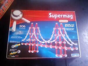 Supermag.juego Magnetico De Construccion
