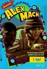 I Spy Secret World of Alex Mack 13 (Alex Mack)-ExLibrary