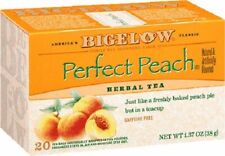 Bigelow Perfect Peach Herbal Tea