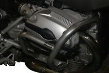 Crash bars Defensa protector de motor Heed BMW R 1200 GS (04-12) - Basic, plata
