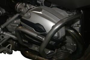 Defensa protector de motor Heed BMW R 1200 GS (2004-2012) - Basic, plata