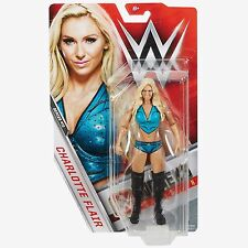 WWE BASIC ACTION FIGURE SERIE 71-Charlotte FLAIR * Nuovo di Zecca *