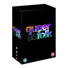 Queer as Folk: The Complete Seasons (DVD, 2009, 24-Disc Set)